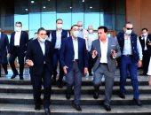 صور.. رئيس الوزراء يتفقد جامعة كفر الشيخ وكلية الذكاء الاصطناعى