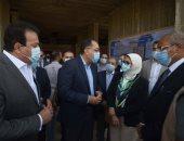 صور.. خالد عبد الغفار يتوقع نجاح مستشفى طوارئ جامعة كفر الشيخ لتكون الأكبر بالدلتا