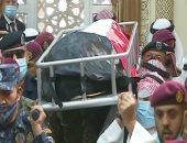 نقل جثمان الشيخ صباح الأحمد إلى مقبرة الصليبيخات ليوارى الثرى