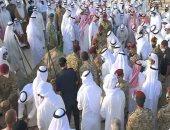 جثمان أمير الكويت الراحل الشيخ صباح الأحمد يوارى الثرى بمقبرة الصليبيخات