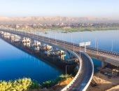 الصعيد على رأس أولويات التنمية.. شاهد كوبرى النيل بمحور الشهيد باسم فكرى بقنا