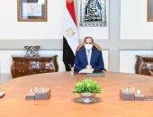 السيسي يوجه بتطوير قطاع النقل البحرى لتحقيق أقصى عائد اقتصادى وتجارى لمصر