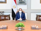 """تفاصيل اجتماع السيسى مع رئيس """"الإمداد والتموين"""" لتطوير قطاع النقل البحرى"""