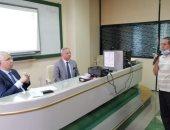 نائب رئيس جامعة طنطا يعلن جاهزية وحدات الجامعة استعداداً للعام الدراسى