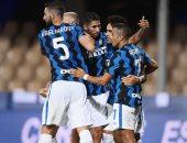 إنتر ميلان يدمر شباك بينفينتو بخماسية فى الدوري الإيطالي.. فيديو
