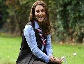 كيت ميدلتون تكشف اهتمام الأمير جورج بالبراكين وحبها للعناق.. اعرف القصة