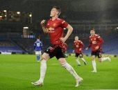 مانشستر يونايتد يتأهل لربع نهائى كأس الرابطة من بوابة برايتون.. فيديو