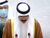 الشيخ نواف الأحمد: أعاهد الكويتيين بالحفاظ على وحدة البلاد وضمان استقرارها