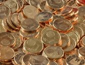 أوروبا تدرس إلغاء عملاتها المعدنية فئتى 1 و2 سنت لتقريب أسعار منطقة اليورو