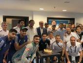 بيراميدز يحتفل بعيد ميلاد أنتى تشاتشيتش الـ 67 بعد الفوز على الاتحاد