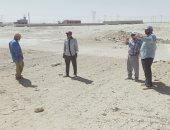 بدء مد شبكات كابلات مشروع التحول الرقمى بمناطق وسط سيناء.. صور