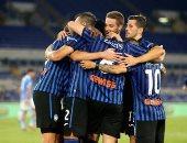 أتالانتا يسحق لاتسيو برباعية فى الدوري الإيطالي.. فيديو