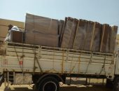 وصول أول دفعة أثاث لـ 25 وحدة سكنية خصصتها الدولة لأهالى وسط سيناء.. صور