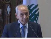 رئيس البرلمان اللبناني يطلب تشكيل حكومة جديدة بالتزامن مع ترسيم الحدود مع إسرائيل