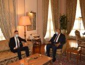 وزير الخارجية يوقع اتفاقيتين مع نظيره المجرى أحدهما فى مجال الطاقة