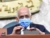 رئيس النواب يرفع الجلسة الافتتاحية للدور السادس.. ويدعو للانعقاد 1 نوفمبر