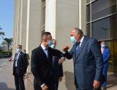 وزير الخارجية المجرى يؤكد اهتمام بلاده بشراء الغاز المصرى فى شرق المتوسط