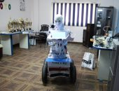 كيرا .. روبوت مصري بيتكلم وبيكشف عن الحرارة