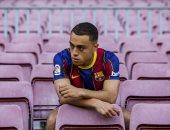 ديست أحدث صفقات برشلونة: لم أنضم للبارسا للعب بجوار ميسي