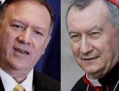 """الفاتيكان يؤكد عقد اجتماع """"ساده الود"""" بين الكاردينال بارولين وبومبيو"""