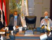محافظة جنوب سيناء توجه رؤساء المدن بمتابعة المشروعات وتطبيق غرامات تأخير التنفيذ
