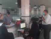 اقبال كبير على تقديم طلبات التصالح بالمراكز التكنولوجية بكفر الشيخ.. صور