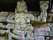موقع كوبان الأثرى بهندوراس.. 1100 كتلة من الرماد البركانى مهددة بالانهيار.. صور