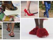 موضة أحذية ربيع وصيف 2021 من مدرجات عروض الأزياء.. البوت مكمل معانا من الشتاء