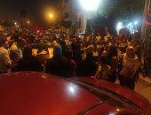 احتفالات حاشدة فى ميدان عابدين بذكرى أكتوبر ودعم الدولة والرئيس