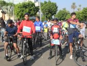 انطلاق ماراثون للدراجات بكفر الشيخ اليوم بمشاركة 300 متسابق