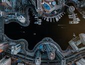 صور ساحرة التقطتها طائرات الدرون تجعلك ترى العالم من منظور جديد