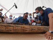 وزير السياحة والآثار: نقل المومياوات الملكية تم تأجيله بسبب تزامنه مع حدث دولى