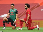 ليفربول ضد أستون فيلا.. محمد صلاح وجها لوجه مع تريزيجيه بالدوري الإنجليزي