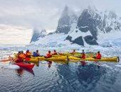 القارة القطبية الجنوبية تسجل أعلى معدل لدرجات الحرارة فى 2020 منذ عقود..صور