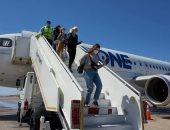 مطار شرم الشيخ يستقبل أولى الرحلات القادمة من مولدوفا وعلى متنها 174 راكبا