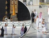 خبير سياحى: السعودية لا تسمح بدخول الحرم إلا لـ20 ألف معتمر يوميا.. فيديو