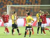 موعد مباراة الأهلي والمقاولون العرب فى الدورى والقنوات الناقلة