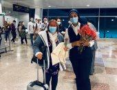 مطارا الغردقة ومرسى علم الدوليين يستقبلان 4 رحلات جوية قادمة من أوروبا