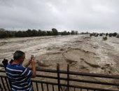 فيضانات عارمة تتسبب فى مصرع 40 شخصا واتلاف محاصيل الأرز والقطن بالهند