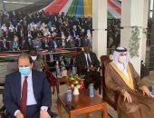 سفير البحرين بالقاهرة يشارك فى مراسم التوقيع على اتفاق السلام في السودان