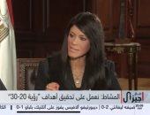 الدكتورة رانيا المشاط: مؤسسات التقييم الائتماني الكبيرة لم تغير تصنيفها لمصر