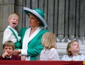 """شقاوة الأطفال لا تعترف بـ""""الملكية"""".. صور طريفة لتمرد وغضب الأمراء الصغار"""
