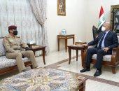 الرئيس العراقى يؤكد لقائد الجيش ضرورة حماية البعثات الدبلوماسية