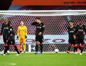6 نتائج كارثية فى ملاعب أوروبا.. أبرزها سباعية ليفربول