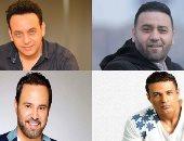 7 فنانين يكشفون أطباقهم المفضلة.. الملوخية عشق مصطفى قمر والحلانى مغرم بالحلويات