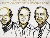"""أمريكيان وبريطانى يتقاسمون نوبل للطب.. رئيس اللجنة اتصل بهارفي وتشارلز وأصابتهما الدهشة ولم يستدل على هوتون حتى وقت الإعلان الرسمى..70 مليون مصاب بـ""""فيروس سي"""" حول العالم ينتظرون الاكتشاف الجديد للعلماء الثلاثة"""