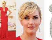 أبرز مجوهرات كيت وينسلت التي ارتدتها بالمحافل العالمية فى عيد ميلادها ..صور