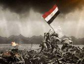 المصريون يحتفلون بذكرى تحرير الأرض والانتصارات العظيمة بهاشتاج #اكتوبر_73