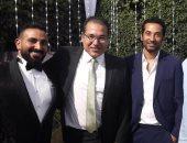 """عمرو سعد عن حصول شقيقه على جائزة الدولة : """"عملت عزومة حلوة ومعايا الفواتير"""""""