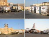 مصر ترسل الرحلة الخامسة من خطوط إنتاج الخبز الميدانية للأشقاء فى السودان.. فيديو وصور